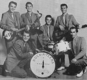 The Rock-A-Teens