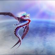 Радужный Дракон on My World.